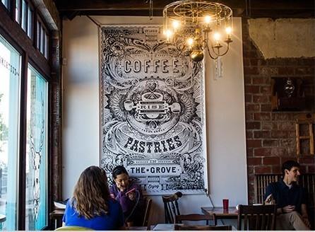 RISE COFFEE HOUSE | MABEL SUEN