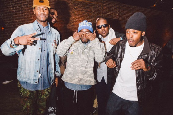 S.L.U.M. Fest Hip-Hop Awards will take place at 2720 Cherokee this Saturday, January 23. - PHOTO BY THEO WELLING