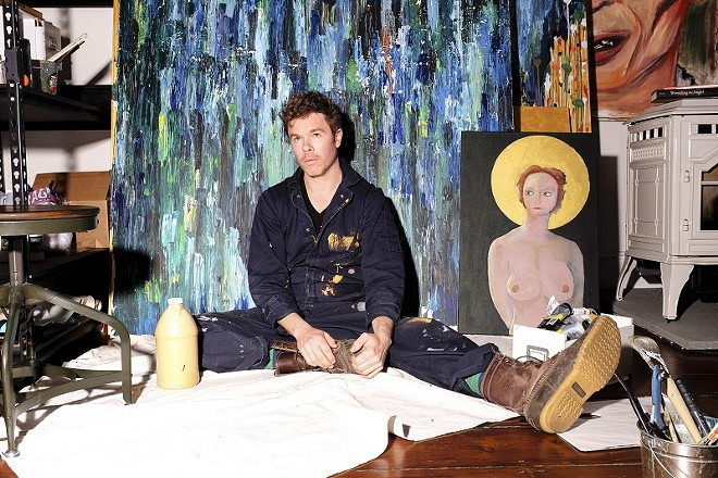 Josh Ritter will perform at the Pageant on Friday, May 20. - PHOTO BY LAURA WILSON