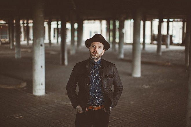 City and Colour will perform at the Pageant on Tuesday, January 26. - PRESS PHOTO VIA SACKS CO.