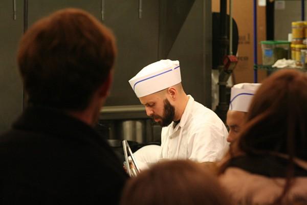 Chef Gerard Craft - JOHNNY FUGITT