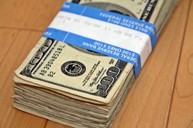 Missouri's death penalty runs on cold, hard cash. - VIA FLICKR
