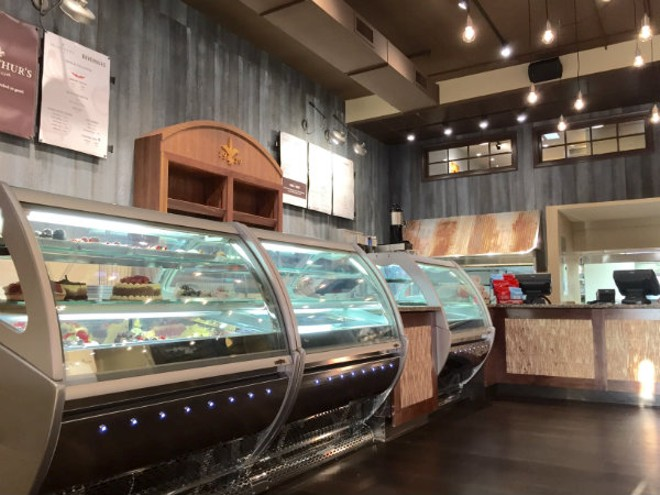 The interior of McArthur's Bakery in Kirkwood. - PHOTO COURTESY OF MCARTHUR'S