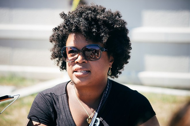 "Maria Chappelle-Nadal threatened to give a speech about how the Missouri Democratic Party ""aborts the dreams of poor black girls ... who want to run for Congress."" - PHOTO COURTESY OF FLICKR/JAMELLE BOUIE"