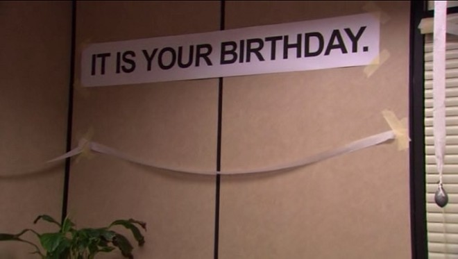 SCREENSHOT FROM NBC'S THE OFFICE