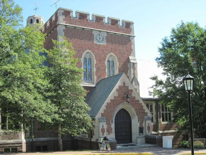 Lindenwood University's Butler Library - PHOTO COURTESY OF WIKIPEDIA/BHOCKEY10