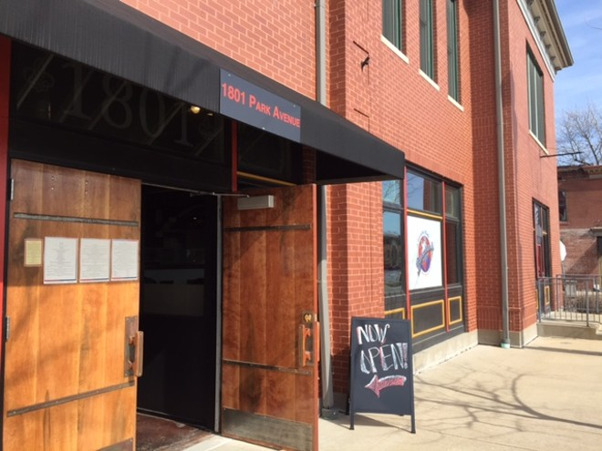 The restaurant is in the space that formerly held Tripel. - PHOTO BY SARAH FENSKE
