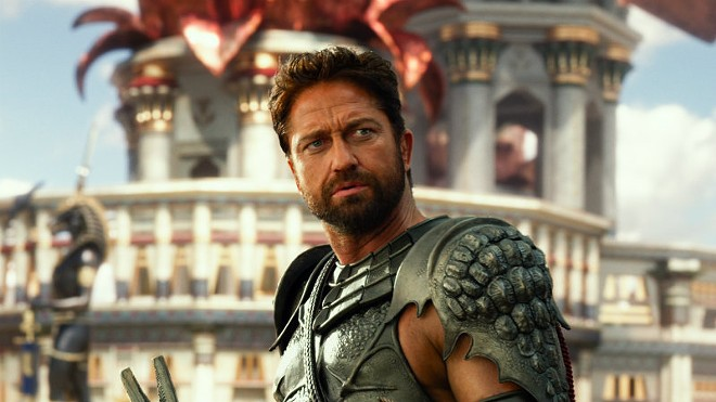 Gerard Butler, reprising his role from 300. - PHOTO COURTESY OF LIONSGATE