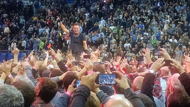 Bruce Springsteen - BEN WESTHOFF