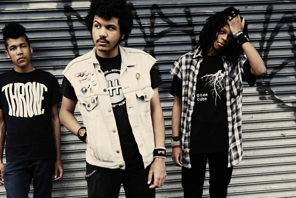 Radkey will perform at the Demo this Saturday. - PHOTO BY PHIL KNOTT