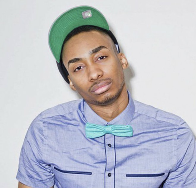 Prince EA ... despite national prominence and love from Oprah, he's still a St. Louis guy.