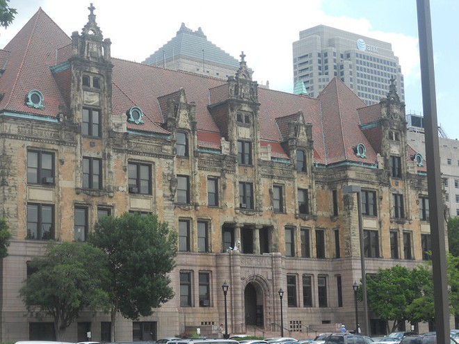 St. Louis City Hall: Big changes could be ahead for the way it handles liquor licenses. - PHOTO COURTESY OF FLICKR/VALERIE