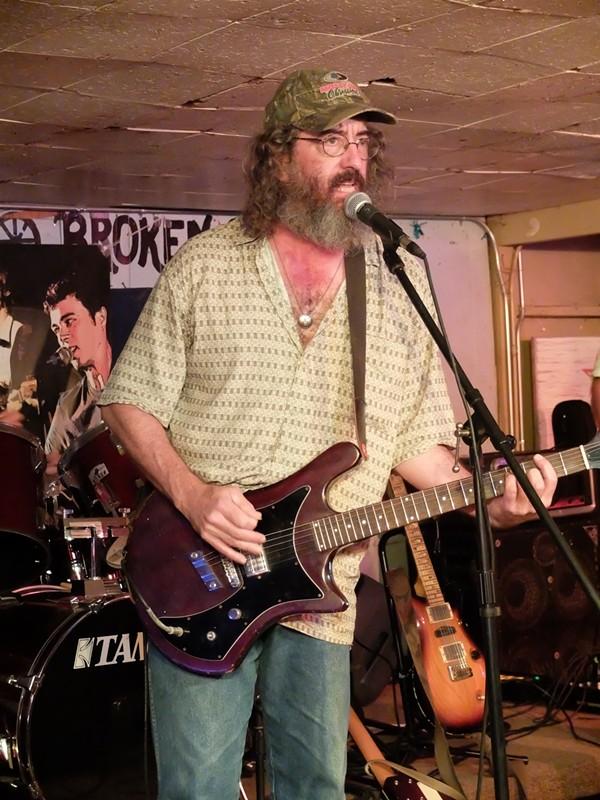 James McMurtry at the Broken Spoke - DANA PLONKA