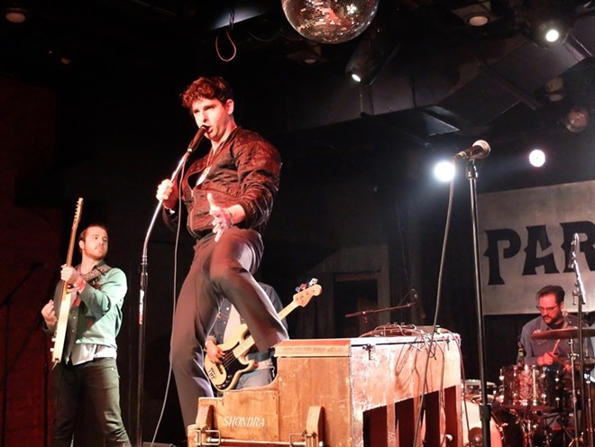 Low Cut Connie at Parish - DANA PLONKA