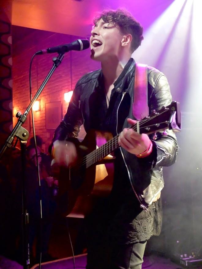 Barns Courtney at British Music Embassy - DANA PLONKA