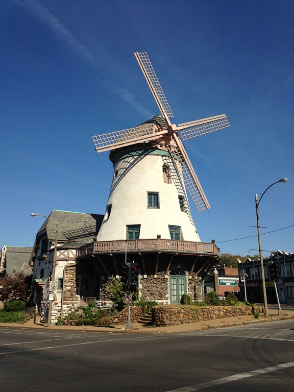 You could buy the Bevo Mill and make it awesome. - DOYLE MURPHY