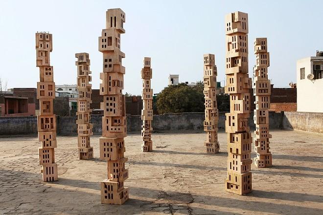 Gigi Scaria's Woodhenge