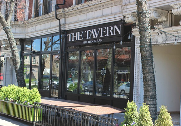 The Tavern's Central West End location. - PHOTO BY LAUREN MILFORD