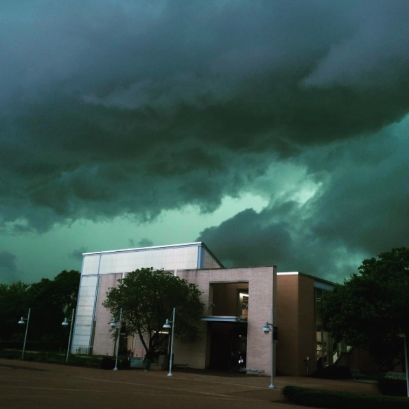This one was taken at St. Charles Community College. Yikes. - PHOTO COURTESY OF INSTAGRAM / BDOTADOTMUNSON