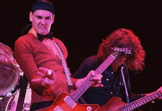 Cheap Trick gets the big screen treatment next Wednesday.