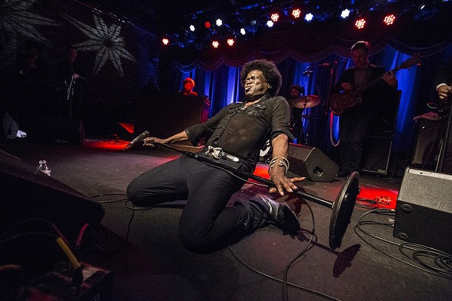 Charles Bradley and His Extraordinaires will perform at Old Rock House this Thursday, May 5. - PHOTO BY CORTNEY ARMITAGE