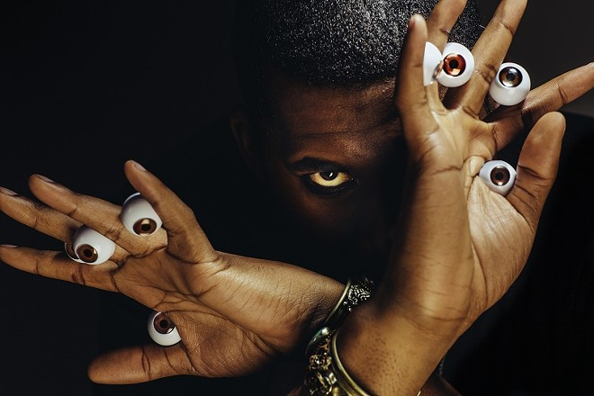 Flying Lotus is one of the headliners at the new Murmaration Festival. - PRESS PHOTO VIA WINDISH AGENCY