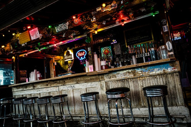 Suck some heads at Broadway Oyster Bar — No. 37 on our list. - PHOTO COURTESY OF FLICKR/C.C. CHAPMAN