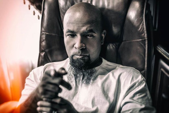 Tech N9ne - COURTESY OF ADRENALINE PR