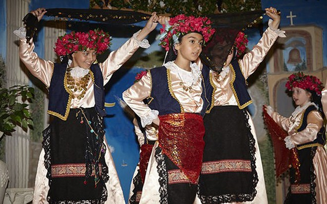 The St. Louis County Greek Fest kicks off tonight in Town & Country - PHOTO BY JON GITCHOFF