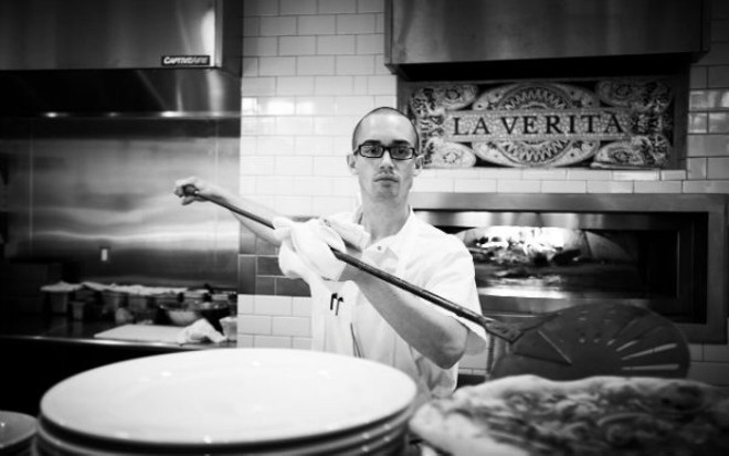 Brasserie's new executive chef, Brian Moxey. - GREG RANNELLS