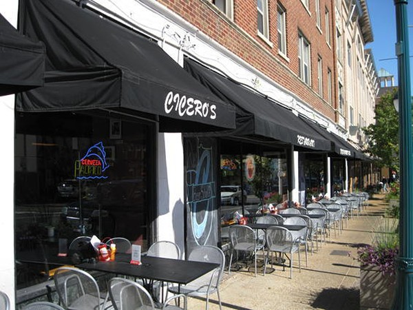 Cicero's has been an anchor of the Delmar Loop for decades. - RFT FILE PHOTO