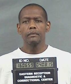Crayton West, 52, was killed by police following an armed robbery in January. - MISSOURI DEPARTMENT OF CORRECTIONS