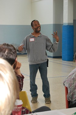 Adonis Reddick became an organizer and activist for equal rights for people with disabilities. - COURTESY ST. LOUIS ARC