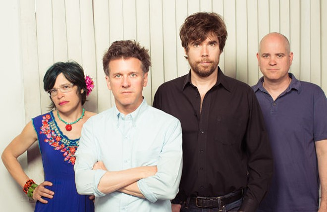Superchunk is just one of a slate of top-notch acts performing at the four-day fest. - JASON ARTHURS