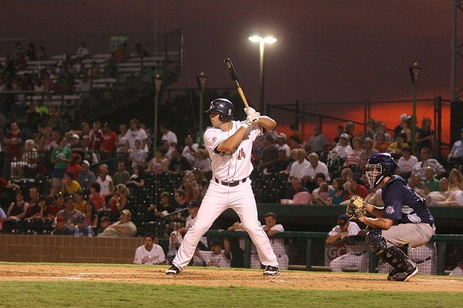 The Gateway Grizzlies in action.