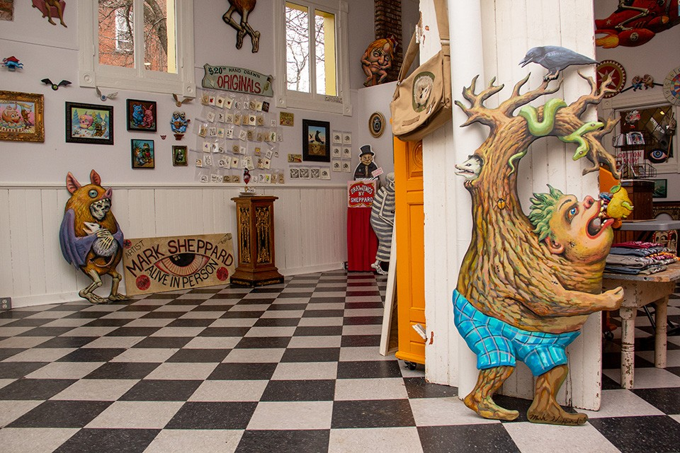 A Guide to St. Louis' Non-Traditional Art Scene