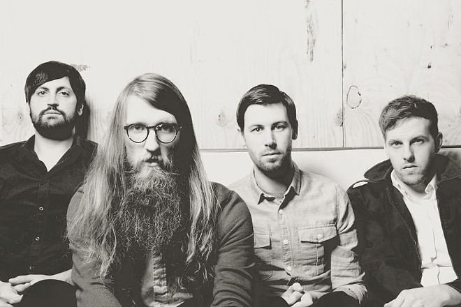 Maps and Atlases will perform at Fubar this October as part of Woopsie Fest. - PRESS PHOTO VIA WINDISH AGENCY