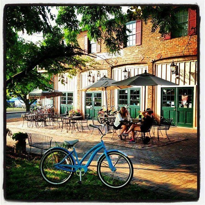 The Bike Stop Cafe & Outpost in St. Charles is hosting the four hour-long Pokémon Go event - PHOTO COURTESY OF BIKE STOP CAFE