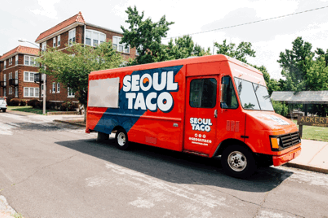 PHOTO COURTESY OF SEOUL TACO