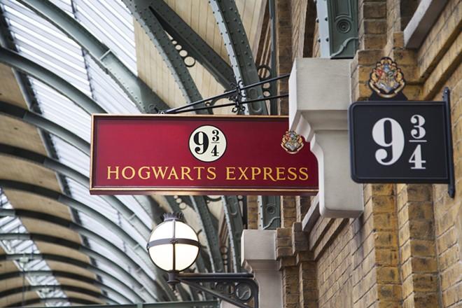 Get on the Potter Bandwagon? No way, says our critic. - ANJELIKAGR / SHUTTERSTOCK.COM
