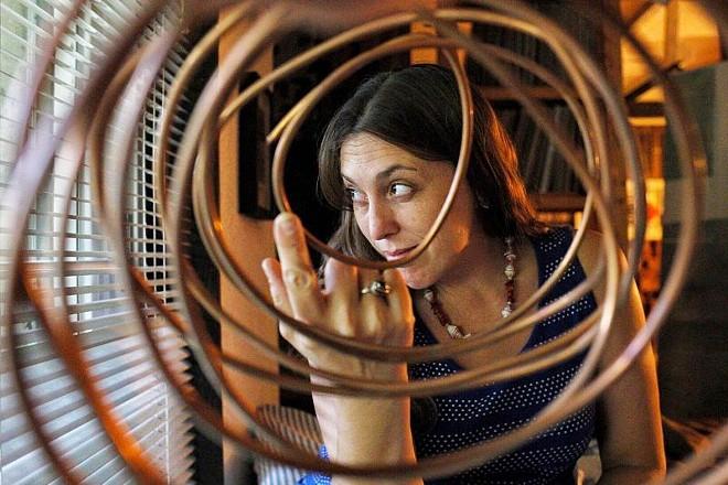 Jenna Bauer - PHOTO BY JARRED GASTREICH