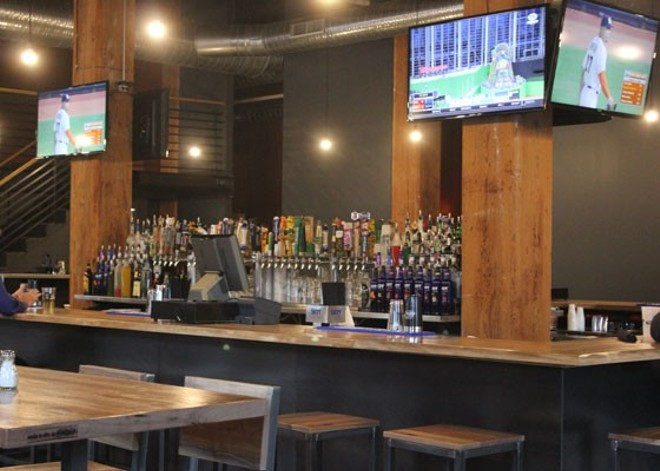 The Wheelhouse has become one of the hottest spots in all of downtown. - NANCY STILES