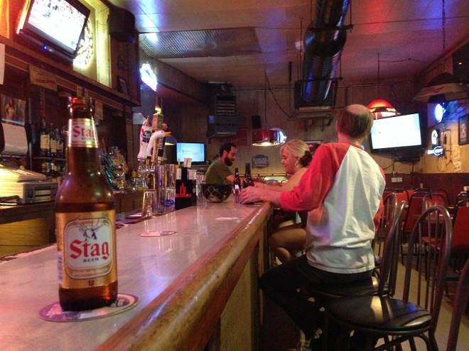 The Iowa Buffet is not a buffet. - PHOTO BY DOYLE MURPHY