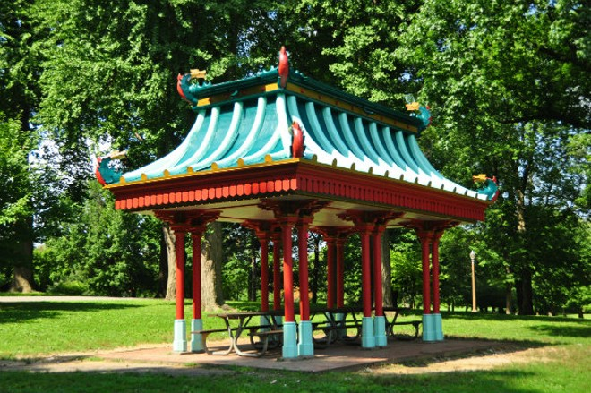 It's as good as new! - PHOTO COURTESY OF TOWER GROVE PARK.