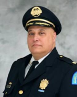 St. Louis police Major Michael Caruso - ST. LOUIS METROPOLITAN POLICE DEPARTMENT