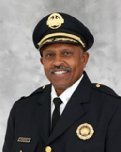 St. Louis police Lt. Col. Ronnie Robinson - ST. LOUIS METROPOLITAN POLICE DEPARTMENT