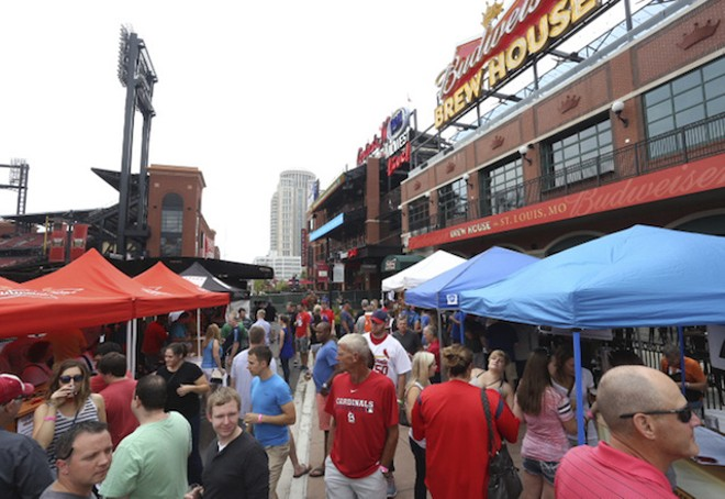 Brew Fest: Saturday at Ballpark Village.
