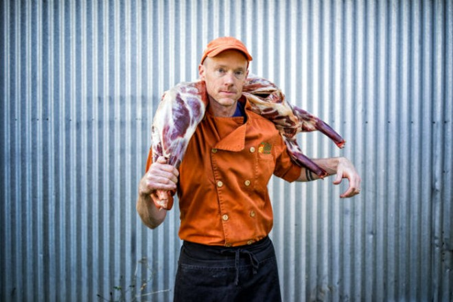 Rob Connoley is getting ready to put his mark on the St. Louis dining scene. - JAY HEMPHILL