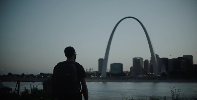 SCREEN SHOT FROM CHURCH'S LOVES ST. LOUIS
