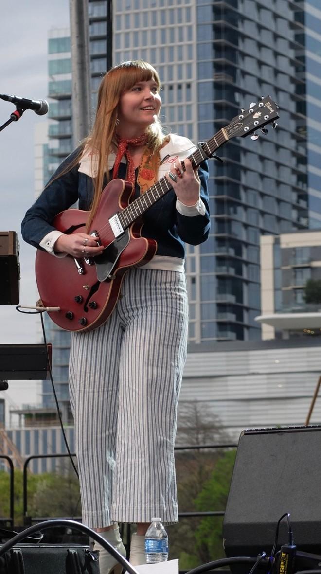 Courtney Marie Andrews at Auditorium Shores - DANA PLONKA